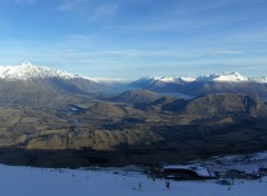 Wallpapers Trips : Oceania Ski en Nouvelle Z�lande