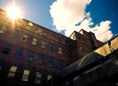 Fonds d'�cran Constructions et architecture Soleil Urbain