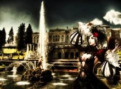 Fonds d'�cran Fantasy et Science Fiction The Fountain