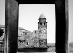 Fonds d'�cran Voyages : Europe Collioure , village des Pyr�n�es-Orientales