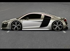 Fonds d'�cran Voitures Audi R8 GT concept by TH