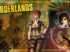 Fonds d'�cran Jeux Vid�o Lilith de Borderlands