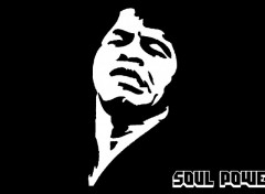 Fonds d'�cran Musique Soul Power - James Brown