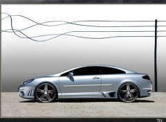 Fonds d'�cran Voitures Peugeot 407 coup� GT by TH