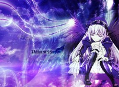 Fonds d'�cran Manga Angel of Light, Angel of Darkness