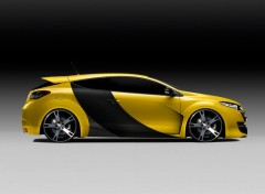 Fonds d'�cran Voitures Renault Megane GT by TH