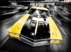 Wallpapers Cars Buick ersatz GSX (1970)