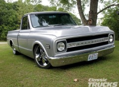 Wallpapers Cars chevrolet c10 (1969)