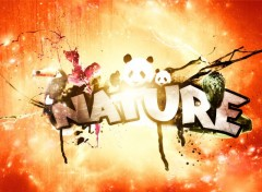 Fonds d'�cran Art - Num�rique Nature