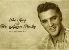 Fonds d'�cran Musique Elvis Presley