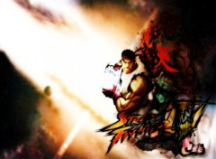 Fonds d'�cran Jeux Vid�o street fighter 4