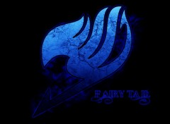 Fonds d'�cran Manga logo fairy tail