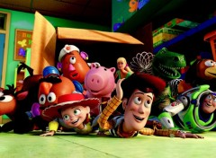 Fonds d'�cran Dessins Anim�s Toy Story 3