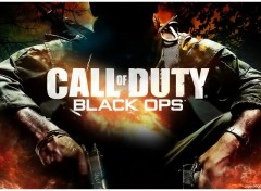 Fonds d'�cran Jeux Vid�o Call of dutty black ops