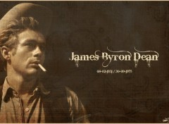 Fonds d'cran Clbrits Homme James Dean