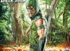 Fonds d'�cran Comics et BDs green arrow