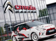 Fonds d'cran Voitures Citroen DS3 WRC