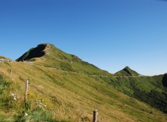 Fonds d'�cran Nature Puy-Mary ; Cantal 15