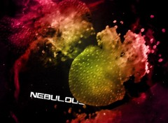 Fonds d'�cran Art - Num�rique Nebulous