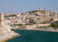 Fonds d'�cran Voyages : Europe marseille