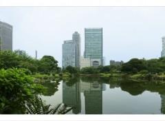 Fonds d'�cran Voyages : Asie Hama Rikyu, Tokyo
