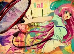 Wallpapers Manga lala
