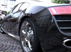 Wallpapers Video Games AUDI R8