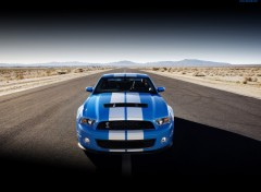Wallpapers Cars ford mustang 2011