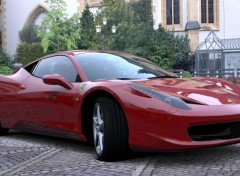 Wallpapers Video Games Ferrari 458 italia