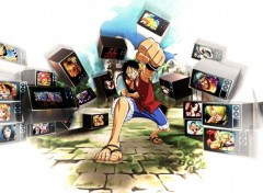 Fonds d'�cran Manga TV.1.peace.Luffy01