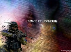 Fonds d'�cran Jeux Vid�o Counter strike d�compo