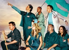 Fonds d'�cran S�ries TV Scrubs