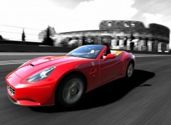 Wallpapers Video Games Ferrari California