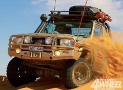 Wallpapers Cars toyota land cruiser