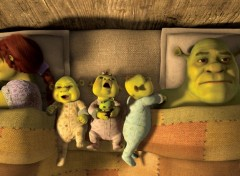 Wallpapers Cartoons Shrek 4 - Il Etait une Fin