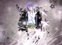 Fonds d'cran Manga Mizore