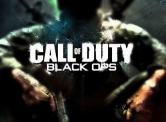 Fonds d'�cran Jeux Vid�o call of duty black ops