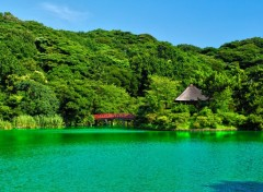 Fonds d'�cran Voyages : Asie Sankeien Garden - Yokohama