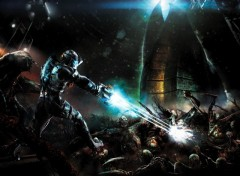 Fonds d'cran Jeux Vido Dead Space 2 Isaac