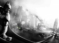 Fonds d'cran Jeux Vido Batman Arkham City