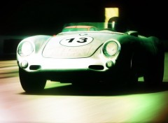 Wallpapers Cars Porsche 550 Spyder