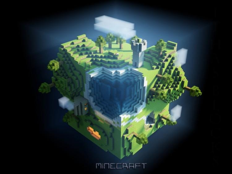 Fonds d'�cran Jeux Vid�o Minecraft Minecraft