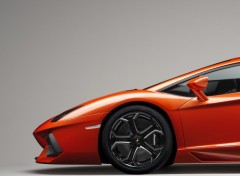 Fonds d'cran Voitures Lamborghini - Aventador