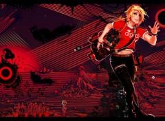 Fonds d'�cran Art - Num�rique The Red World