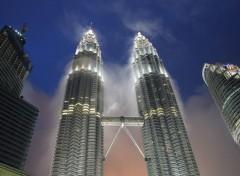 Fonds d'�cran Voyages : Asie KLCC - Kuala lumpur - Tours Petronas