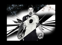 Fonds d'�cran Sports - Loisirs Nikola KARABATIC
