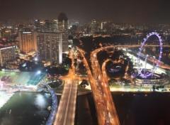 Fonds d'�cran Voyages : Asie Singapour Flyer