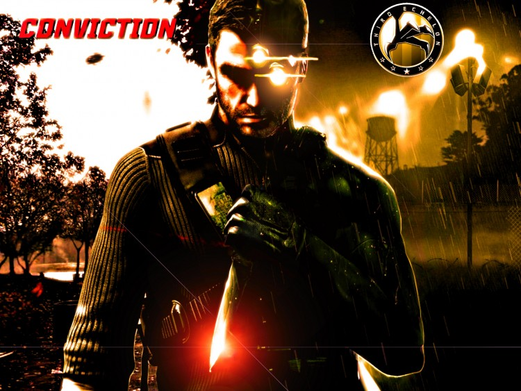 Sam Fisher Wallpaper