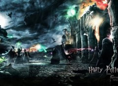 Fonds d'cran Cinma Harry Potter et les Reliques de la Mort