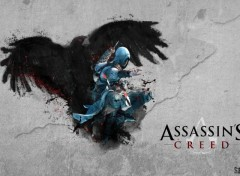 Fonds d'�cran Jeux Vid�o Assassin's creed - Aigle